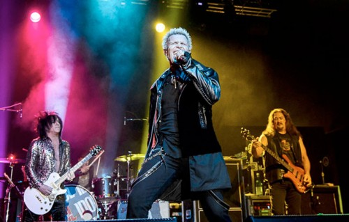 Billy Idol a Milano, unica data italiana