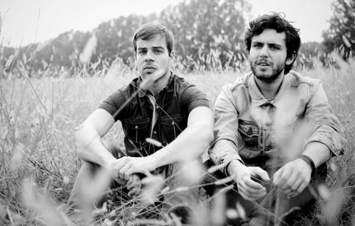 Gabriele Troisi (voce e chitarra) e Daniele Carullo (voce e batteria) ovvero The Exploders Duo (foto: Marco Cremascoli)