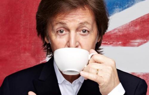 Sir Paul McCartney è ancora il numero uno della lista. Foto: Facebook