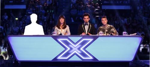C'è un posto libero nella giuria di X Factor