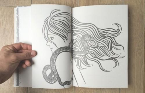 """I Quit Girls"", di Alessandro Baronciani"
