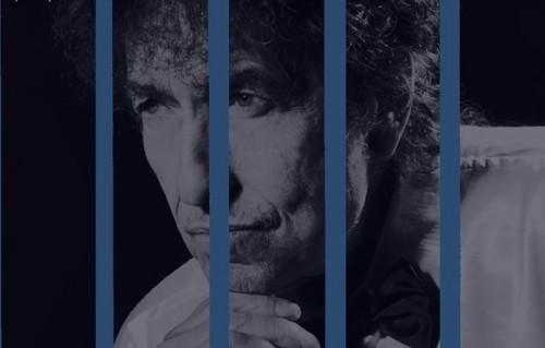 Un dettaglio della copertina del prossimo album di Bob Dylan