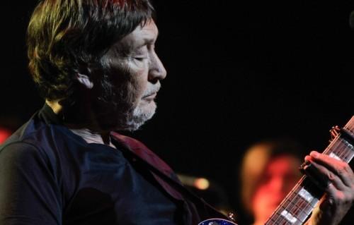 Chris Rea, 63 anni, dal vivo nella Salle Garnier del Casinò di Montecarlo