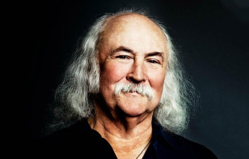 David Crosby, 73 anni. Foto di Eleanor Stills