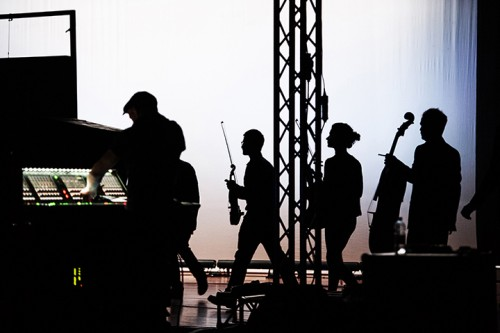 EINSRTÜRZENDE NEUBAUTEN Auditorium Parco della Musica Roma 30 novembre 2014