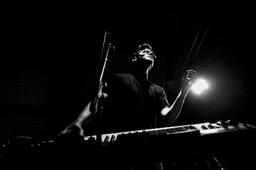 Ryan Lott in arte Son Lux live al Lanificio 159 @Roma