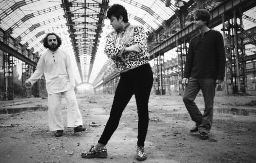 Sol Ruiz è la terza artista prodotta da Rolling Stone insieme a Dr Martens e SAE Institute, foto di Marco Cremascoli