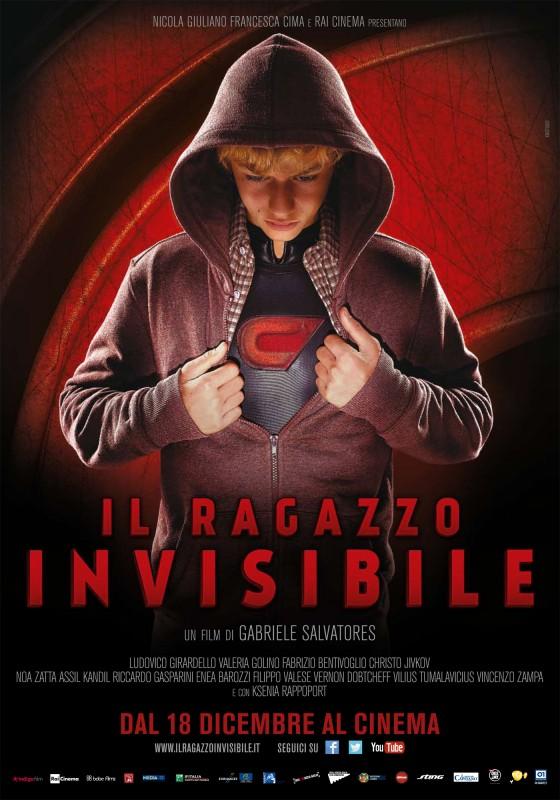 Il manifesto del film, al cinema dal 18 dicembre