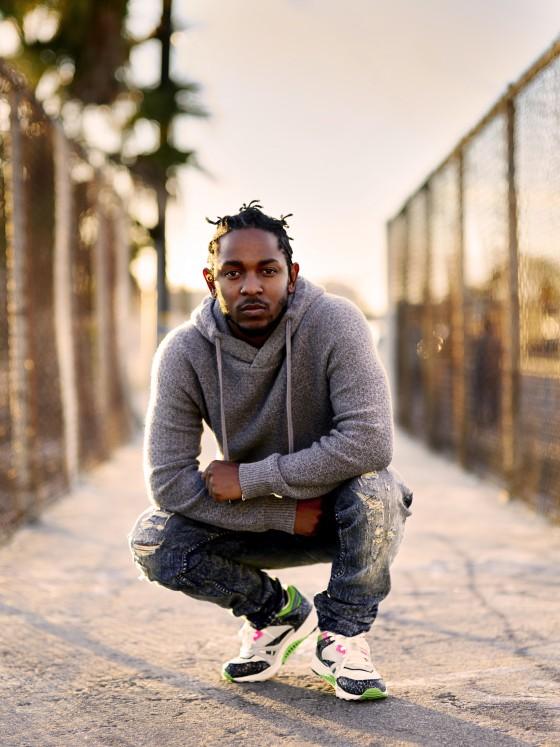 Kendrick Lamar, 27 anni