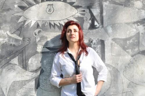 Sabrina Napoleone, foto stampa