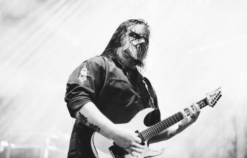 Mick Thomson, che quando suona negli Slipknot si chiama solo Mr. Seven