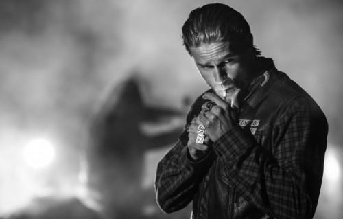 Charlie Hunnam, 34 anni, in Sons of Anarchy è Jax Teller