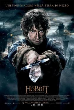 Lo hobbit manifesto locandina