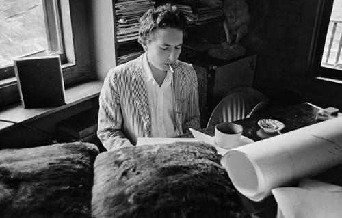 Bob Dylan, foto via facebook