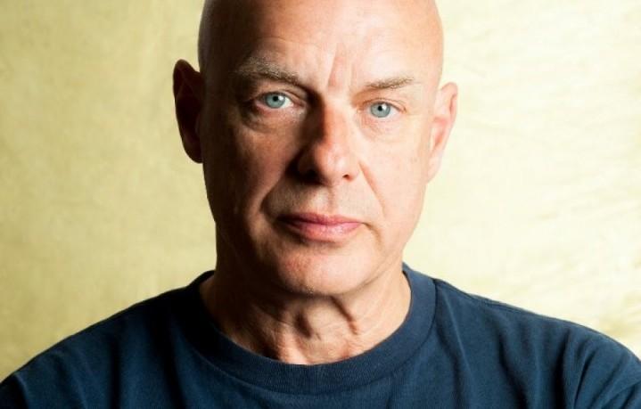 Brian Eno, 66 anni