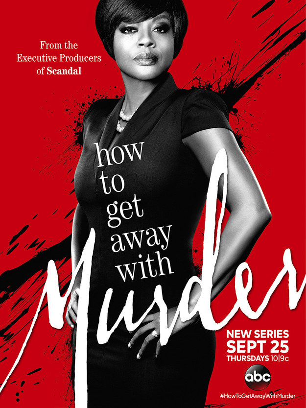 How to get away with murder - Peter Nowalk