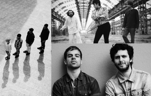 Le tre band vincitrici del progetto #STANDFORSOMETHING