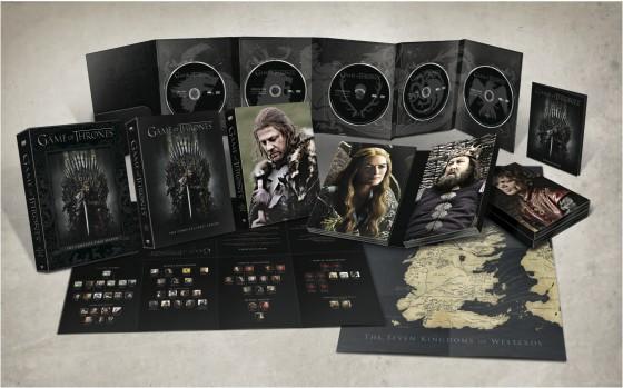 """Il cofanetto della seconda stagione di """"Game of Thrones"""""""