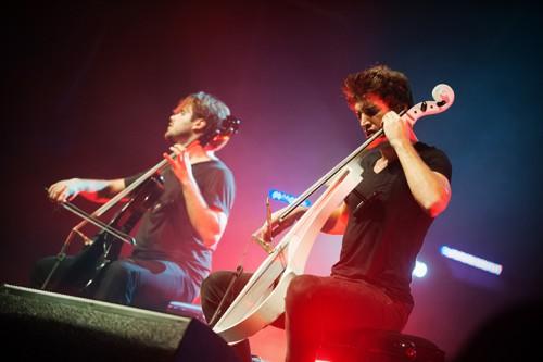 I 2CELLOS a Padova, primo concerto italiano del loro tour mondiale