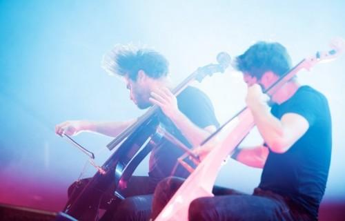 I 2 Cellos dal vivo a Padova (foto: Giuseppe Craca)