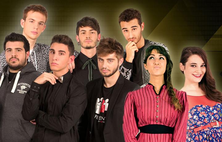 Eliminactor, Stasera al Divano Rolling tutti gli eliminati X-Factor 8