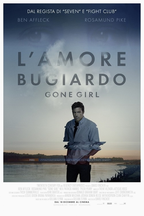 L'amore bugiardo (Gone Girl) - David Fincher