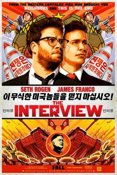 The Interview - Seth Rogen, Evan Goldberg