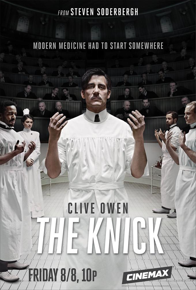 The Knick - Jack Amiel, Michael Begler