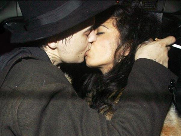 Pete Doherty 36 anni con Amy Winehouse (1983-2011)