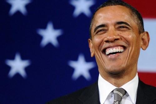 Barack Obama durante un intervento