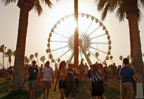 Ecco la line-up stellare del Coachella 2017