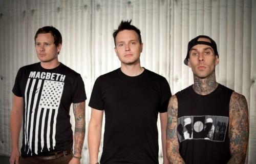 I Blink-182 nella (vecchia?) formazione. Foto p.g.c. Viking Wizard Eyes