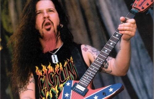 Dimebag Darrell (1966-2004). Uno dei più importanti chitarristi heavy metal