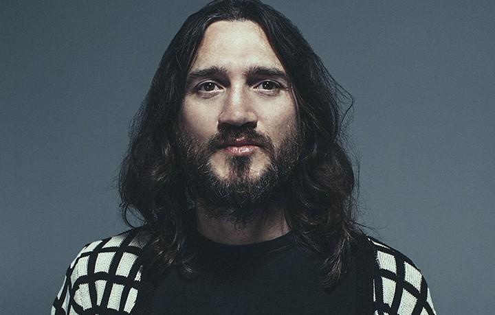 John Frusciante 44 anni