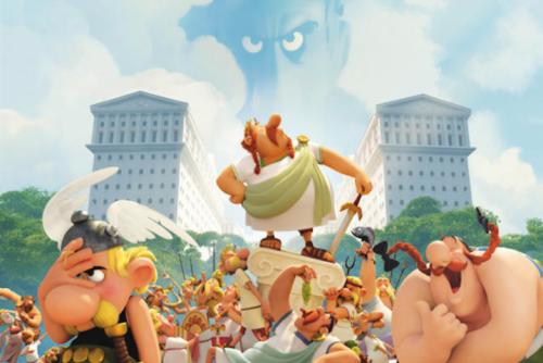Asterix, il regno degli Dei . In uscita il 15 gennaio 2015