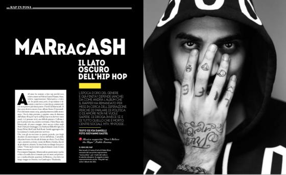 La lunga intervista al king del rap tra le pagine di Rolling Stone di dicembre/gennaio