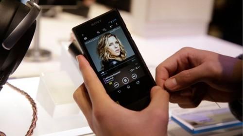 Il Walkman NW ZX2 della Sony