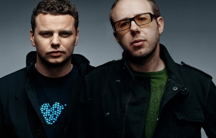 The Chemical Brothers (Ed Simons e Tom Rowlands)