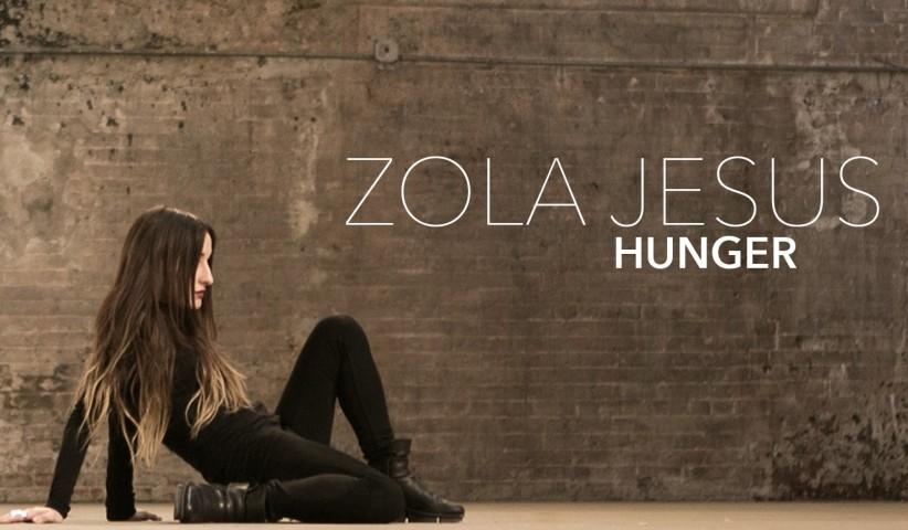 Zola Jesus, cover di Hunger