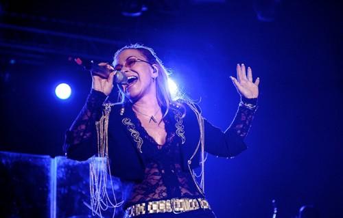 Anastacia in concerto al Fabrique di Milano