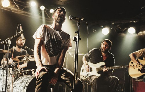 Fine Before You Came in concerto all'Init, Roma