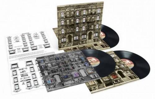 """La versione deluxe di """"Physical Graffiti"""" sarà accompagnata anche da un altro disco con 7 inediti"""