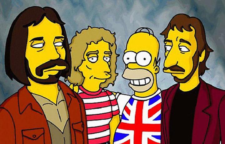 Tutti i cameo musicali nei Simpson. C'è anche Pharrell