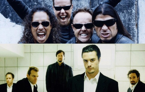 Metallica e Faith No More annunciati al Sonisphere Festival 2015