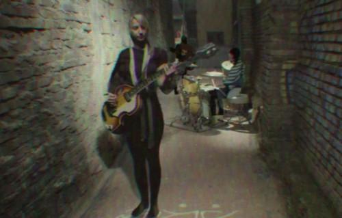 """Un frame del nuovo video di """"Un po' Esageri"""", dei Verdena"""