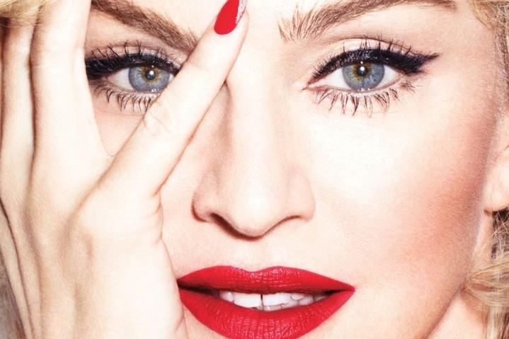 Madonna sulla cover di marzo di Rolling Stone America