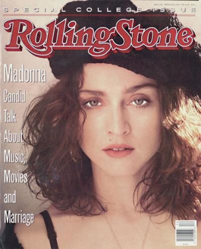 La copertina di Rolling Stone del Marzo 1989