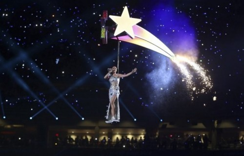 Katy Perry al Super Bowl