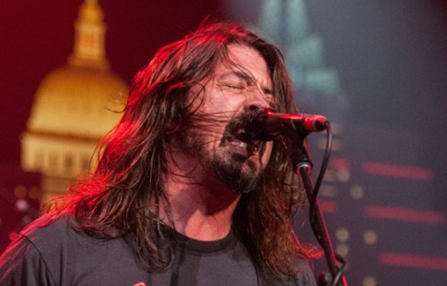 Foo Fighters ACL