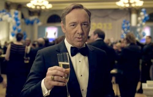 Chi è la new entry della stagione di House of Cards? Fonte: Facebook